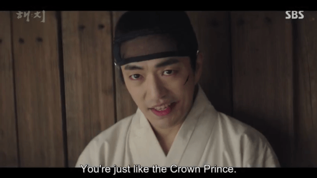 2019 4 8 Jung Il-woo in Haechi Episode 17 (33-34) 27
