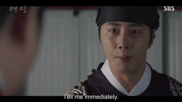 2019 4 8 Jung Il-woo in Haechi Episode 17 (33-34) 31