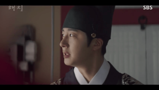 2019 4 8 Jung Il-woo in Haechi Episode 17 (33-34) 35