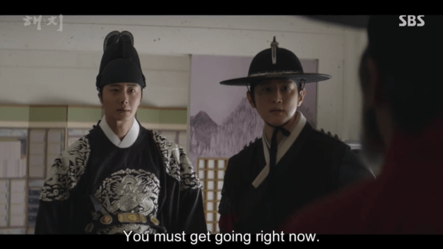 2019 4 8 Jung Il-woo in Haechi Episode 17 (33-34) 43