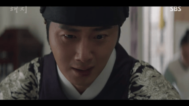 2019 4 8 Jung Il-woo in Haechi Episode 17 (33-34) 44