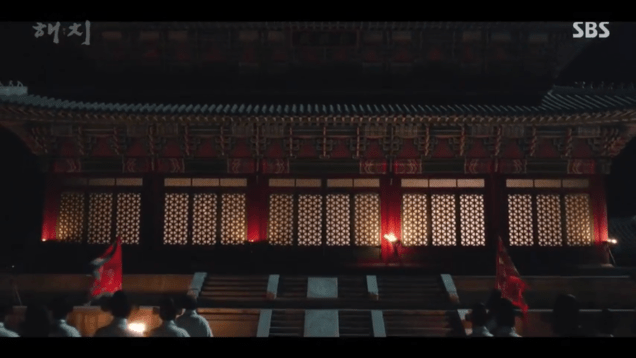 2019 4 8 Jung Il-woo in Haechi Episode 17 (33-34) 59