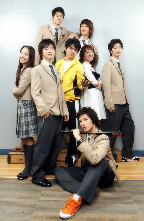 Jung Il-woo as Yoon-ho in Unstoppable High kick. 200710