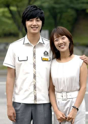 Jung Il-woo as Yoon-ho in Unstoppable High kick. Shirt version. 20077