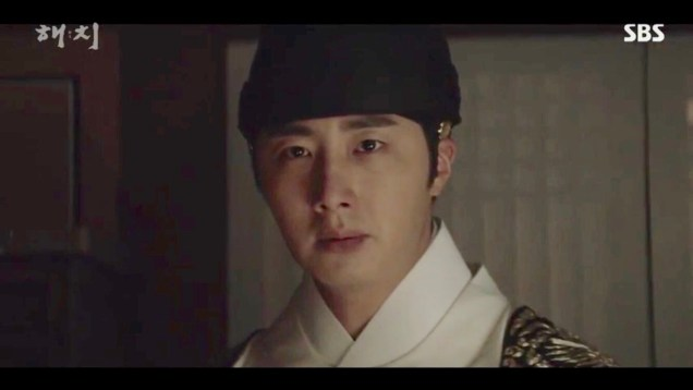 Jung Il-woo in Haechi Episode 18 (35-36) Cr. SBS. 22