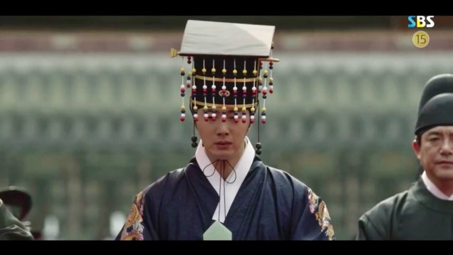 Jung Il-woo in Haechi Episode 18 (35-36) Cr. SBS. 39