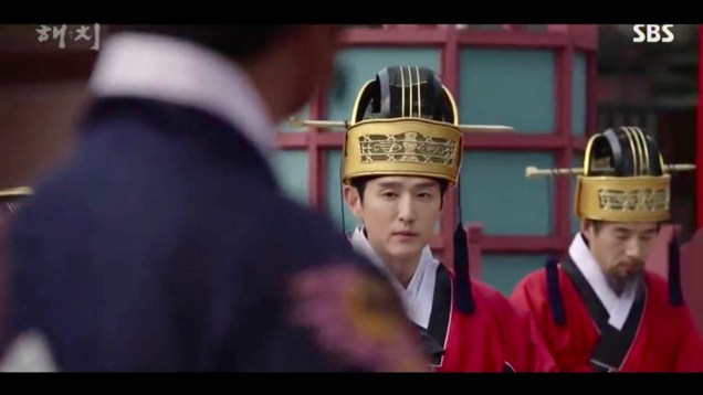 Jung Il-woo in Haechi Episode 18 (35-36) Cr. SBS. 45