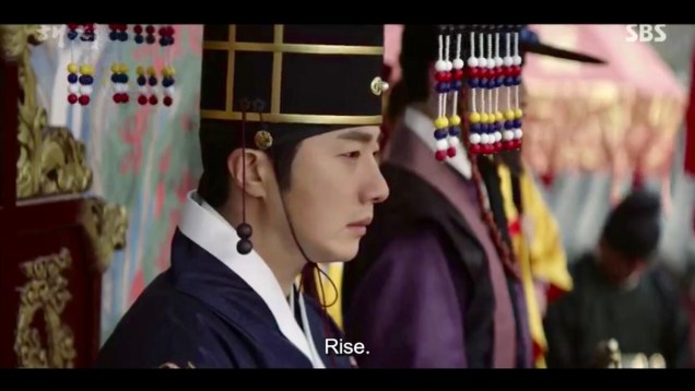 Jung Il-woo in Haechi Episode 18 (35-36) Cr. SBS. 54