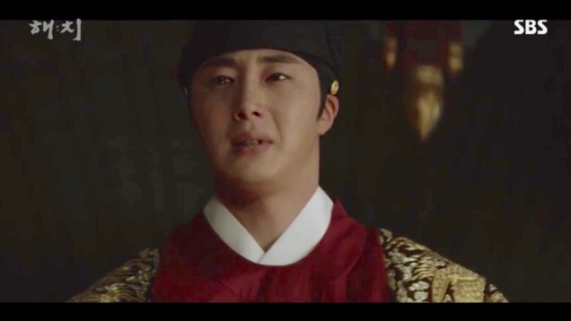 Jung Il-woo in Haechi Episode 18 (35-36) Cr. SBS. 84