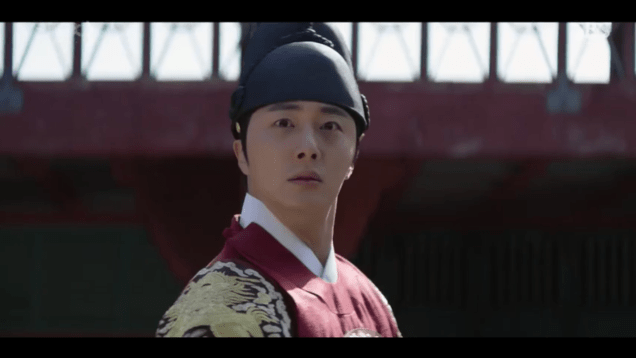 Jung Il-woo in Haechi Episode 18 (35-36) Cr. SBS. 95