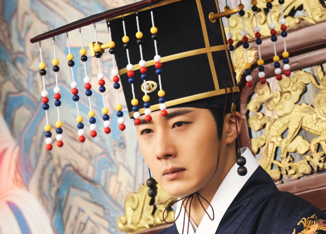 Jung Il-woo in Haechi Episode 18 (35-36) Cr. SBS. Website Photos. 7