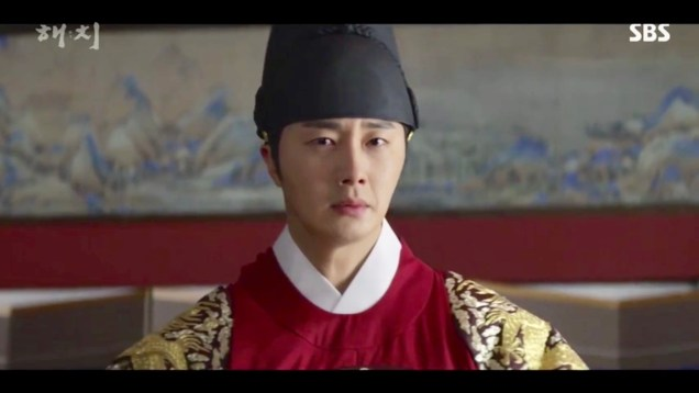 Jung Il-woo in Haechi Episode 19 (37-38) Cr. SBS. 11