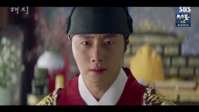 Jung Il-woo in Haechi Episode 19 (37-38) Cr. SBS. 22