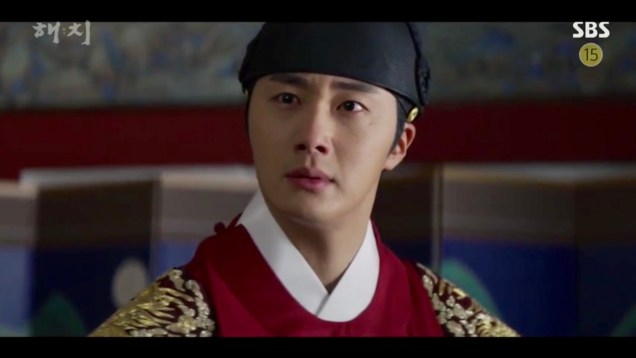 Jung Il-woo in Haechi Episode 19 (37-38) Cr. SBS. 40