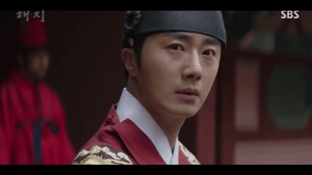 Jung Il-woo in Haechi Episode 19 (37-38) Cr. SBS. 43