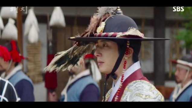 Jung Il-woo in Haechi Episode 19 (37-38) Cr. SBS. 60