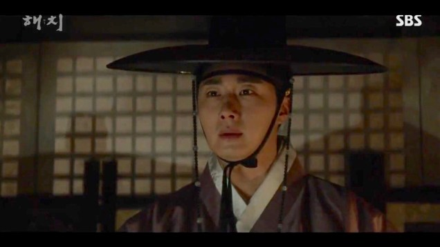 Jung Il-woo in Haechi Episode 20 (39-40) Cr. SBS 24