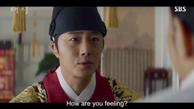 Jung Il-woo in Haechi Episode 20 (39-40) Cr. SBS 33