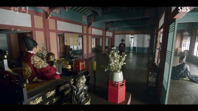 Jung Il-woo in Haechi Episode 20 (39-40) Cr. SBS 44