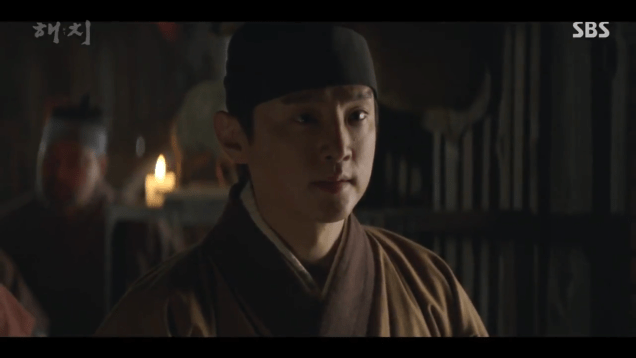 Jung Il-woo in Haechi Episode 20 (39-40) Cr. SBS 45