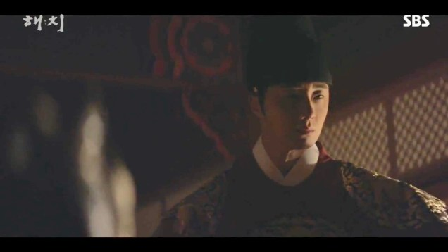 Jung Il-woo in Haechi Episode 20 (39-40) Cr. SBS 65