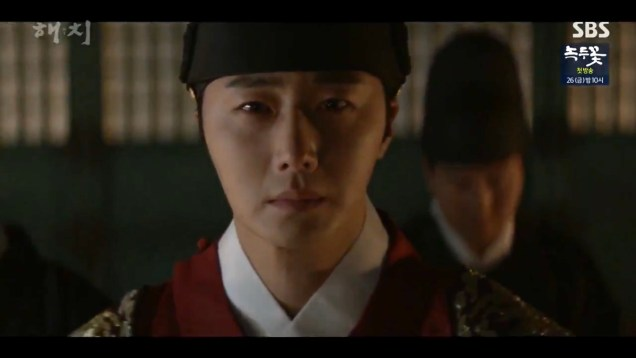 Jung Il-woo in Haechi Episode 20 (39-40) Cr. SBS 73