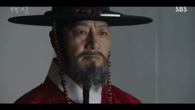 Jung Il-woo in Haechi Episode 21 (41-42) Cr. SBS. 11