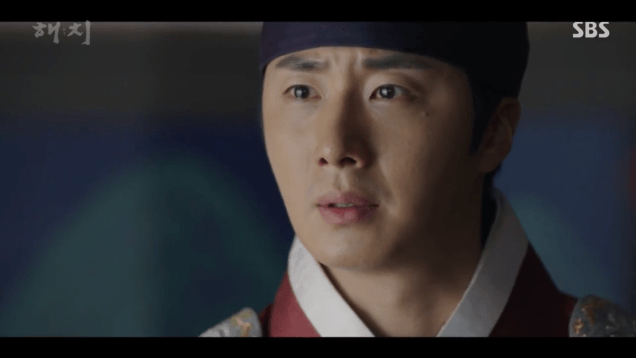 Jung Il-woo in Haechi Episode 21 (41-42) Cr. SBS. 16