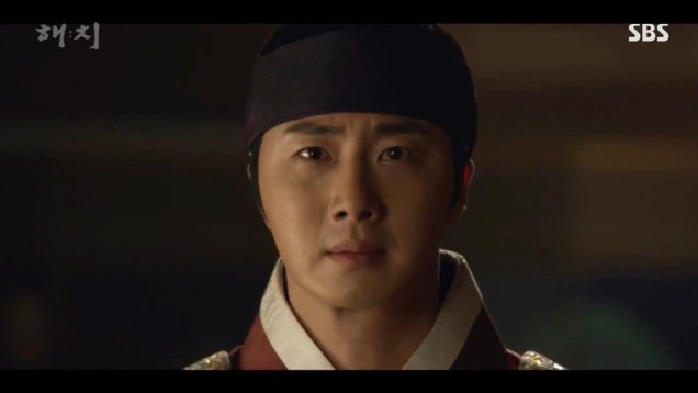Jung Il-woo in Haechi Episode 21 (41-42) Cr. SBS. 49