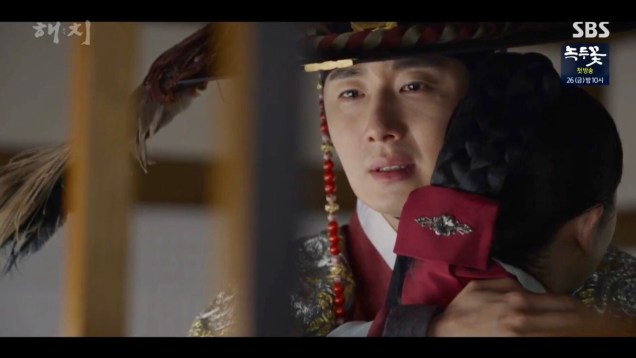Jung Il-woo in Haechi Episode 21 (41-42) Cr. SBS. 67