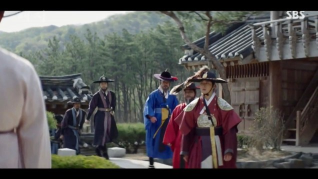 Jung Il-woo in Haechi Episode 21 (41-42) Cr. SBS. 71