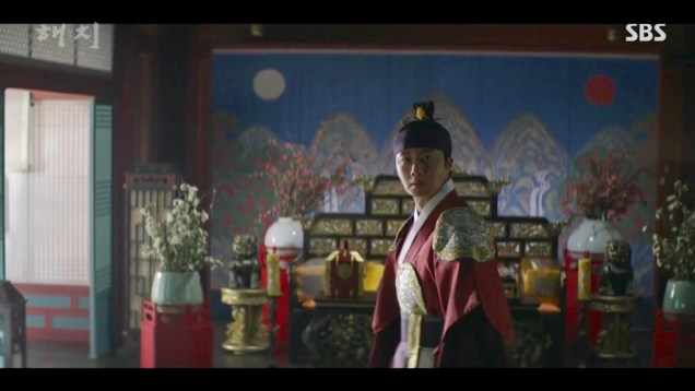 Jung Il-woo in Haechi Episode 21 (41-42) Cr. SBS. 78