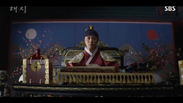 Jung Il-woo in Haechi Episode 21 (41-42) Cr. SBS. 82