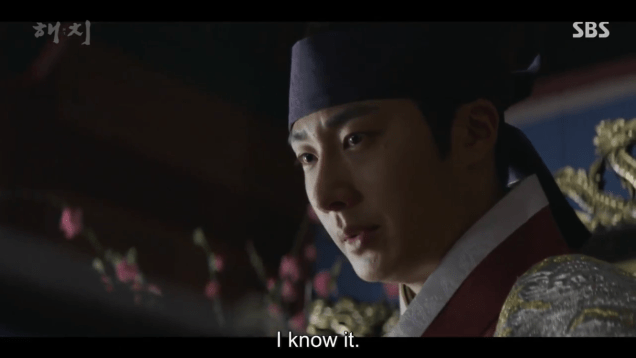 Jung Il-woo in Haechi Episode 21 (41-42) Cr. SBS. 98