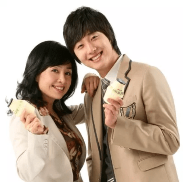 2007 Jung Il-woo for Banana Milk. 8