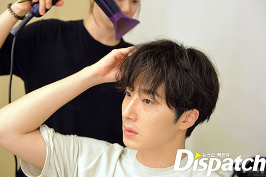 2016 8 12 Jung Il-woo for Starcast Naver. Cinderella and the Four Knights Production Conference. 16.jpg
