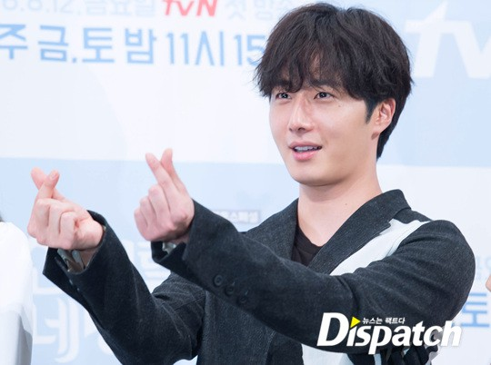 2016 8 12 Jung Il-woo for Starcast Naver. Cinderella and the Four Knights Production Conference. 30.jpg