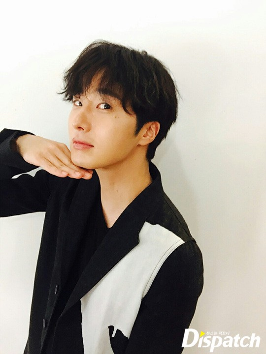 2016 8 12 Jung Il-woo for Starcast Naver. Cinderella and the Four Knights Production Conference. 45.jpg