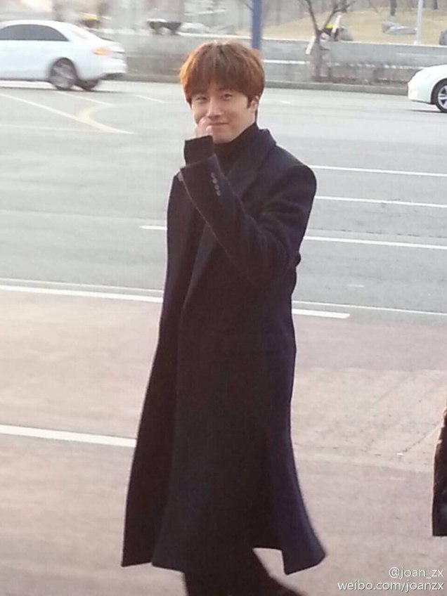 2016 Jung Il-woo in Cinderella and the Four Knights. Behind the Scenes. Fans. Car take. Cr. tvN 2