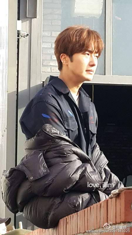 2016 Jung Il-woo in Cinderella and the Four Knights. Behind the Scenes. Fans. Cr. tvN 2