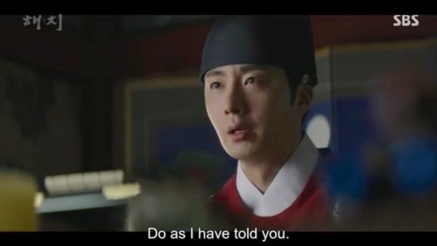 2019 4 29 Jung Il-woo in Haechi Episode 23 (45-46) 20