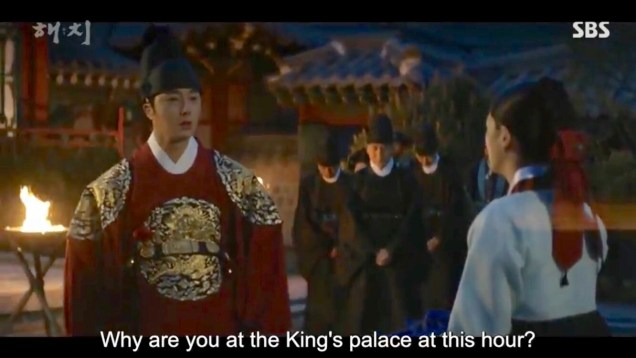 2019 4 29 Jung Il-woo in Haechi Episode 23 (45-46) 24