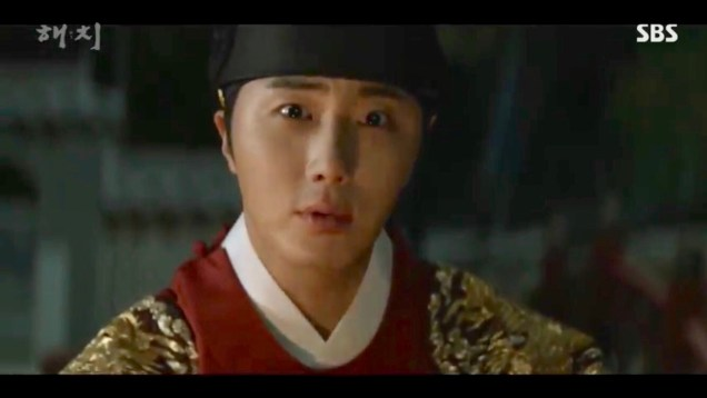 2019 4 29 Jung Il-woo in Haechi Episode 23 (45-46) 25