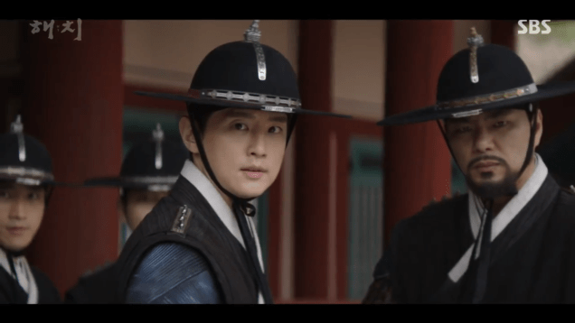 2019 4 29 Jung Il-woo in Haechi Episode 23 (45-46) 82