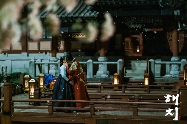2019 4 29 Jung Il-woo in Haechi Episode 23 (45-46) Website photos. Cr. SBS 4