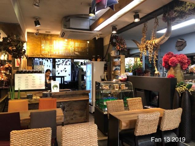 2019 Flower Cafe Seoul by Fan 13. 3