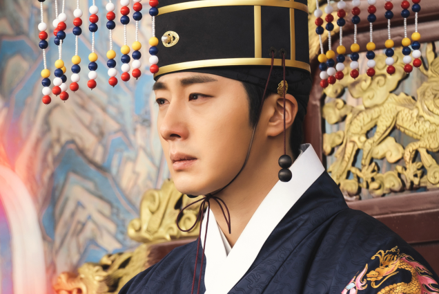 2019 Jung Il-woo larger than life in Haechi. 35