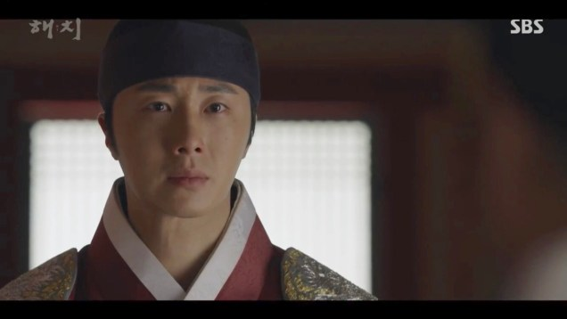 Jung Il-woo in Haechi Episode 22 (43-44) Cr. SBS 13