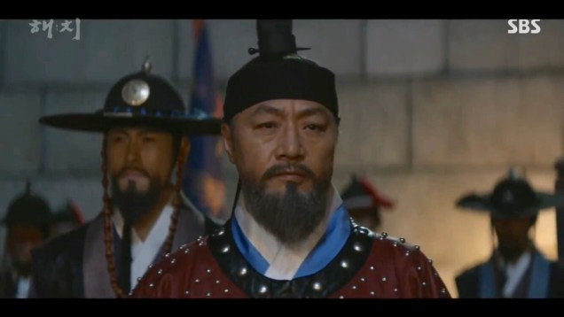 Jung Il-woo in Haechi Episode 22 (43-44) Cr. SBS 61