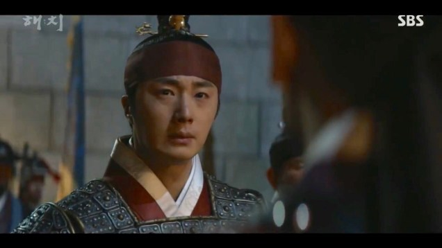 Jung Il-woo in Haechi Episode 22 (43-44) Cr. SBS 65
